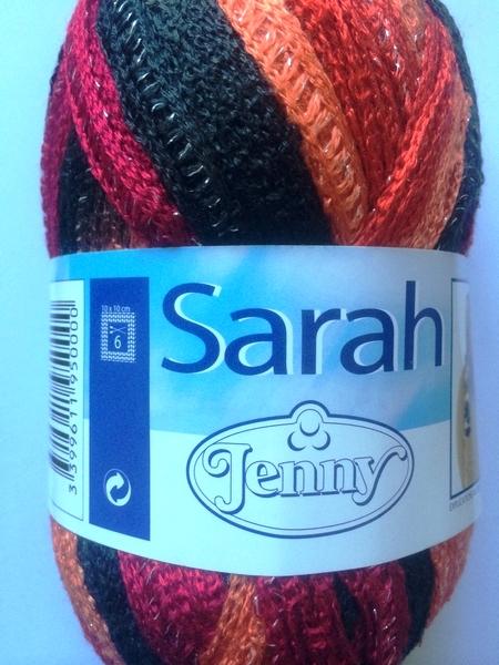 comment tricoter une echarpe sarah